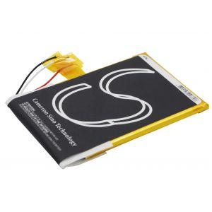 Аккумулятор CameronSino для Sony PRS-T1, T2, T3 700mah