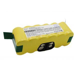 Аккумулятор Pitatel для Irobot Roomba 500, 600, 700, 800, 900 серии 4000mah