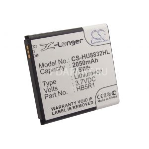 Аккумулятор CameronSino для Huawei Ascend G500, G600, U8832d, Honor Pro (HB5R1) 2050mah
