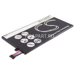 Аккумулятор CameronSino для Samsung Galaxy TAB P1000 (SP4960C3A) 4000mah CS