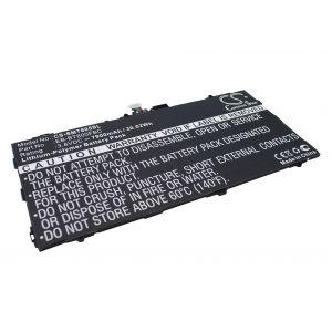 Аккумулятор CameronSino для Samsung Galaxy Tab S 10.5 SM-T800, T805 (EB-BT800FBC) 7900mah