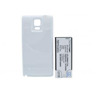 Аккумулятор CameronSino для Samsung Galaxy Note 4 6400mah белый