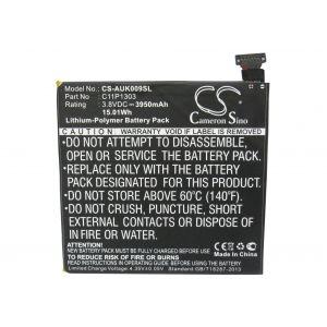 Аккумулятор CameronSino для Asus Nexus 7 2013 3950mah