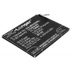 Аккумулятор CameronSino для Meizu M1 Note 3100mah CS