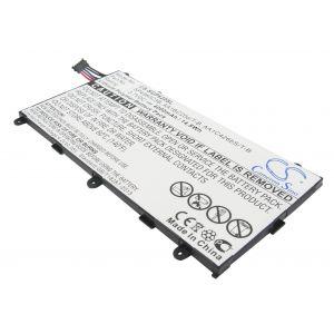 Аккумулятор CameronSino для Samsung Galaxy Tab 2 7.0, Tab 7.0 (SP4960C3B) 4000mah