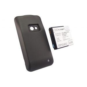 Аккумулятор CameronSino для Samsung Galaxy Beam (EB585157LU) 2800mah усиленный черный