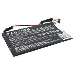 Аккумулятор CameronSino для Asus PadFone A80 Tablet 5050mah