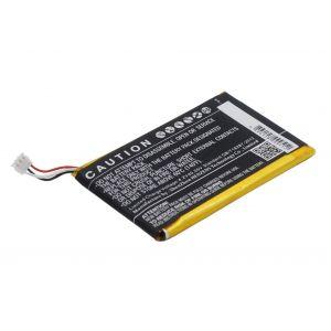 Аккумулятор CameronSino для Logitech Touchpad T650, MX Master 500mah