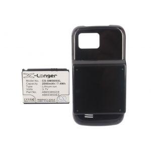 Аккумулятор CameronSino для Samsung i8000 (AB653850CE) 2000mah