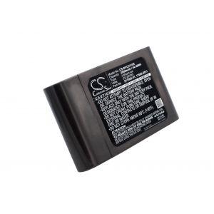 Аккумулятор Pitatel для Dyson DC31, DC34, DC35, DC44 2000mah