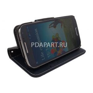 Аккумулятор CameronSino для Samsung Galaxy S4 i9500 5200мАч c чехлом книжкой