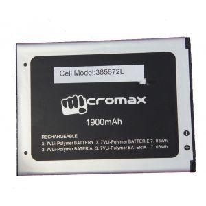 Аккумулятор Micromax A104 Canvas Fire 2 1900mah
