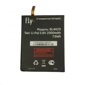 Аккумулятор Fly IQ4412 Quad Coral 2 2000mah