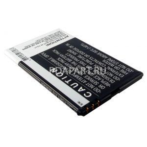 Аккумулятор CameronSino для Nokia Lumia 810, 822 1800mah CS