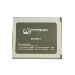 Аккумулятор Micromax A106, Q340, Q338 2000mah