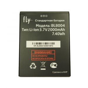 Аккумулятор Fly IQ4503 Quad ERA Life 6 2000mah