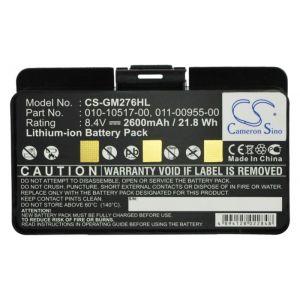 Аккумулятор CameronSino для Garmin GPSMAP 276, 296, 396, 496 2600mah