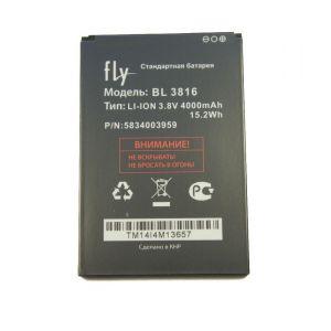 Аккумулятор Fly IQ4504 Quad EVO Energy 5 4000mah