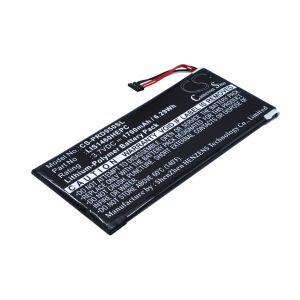 Аккумулятор CameronSino для Sony PRS-950 1700mah