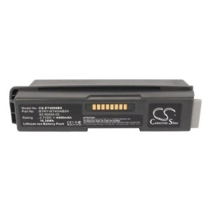Аккумулятор усиленный CameronSino для Symbol WT4000, WT4090, WT41N0 4400mah