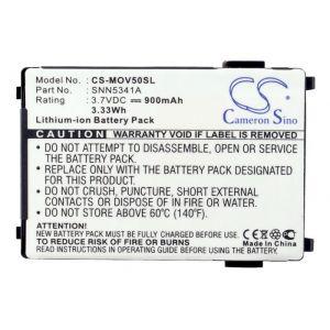 Аккумулятор CameronSino для Motorola SNN5341A 900mah