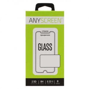 Защитное стекло Sony Xperia Z5 Compact 0.33 мм, прозрачное, AnyScreen