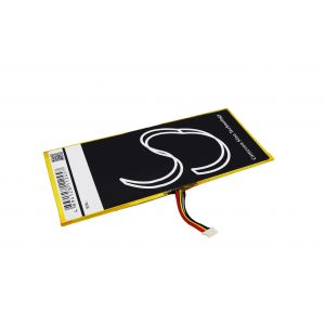 Аккумулятор CameronSino для Barnes & Noble Nook HD+ 9 6000mah