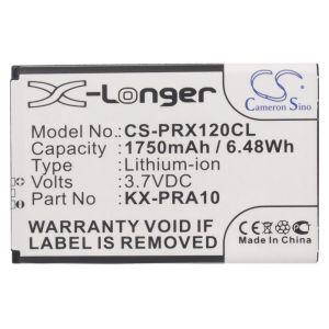 Аккумулятор CameronSino для Panasonic KX-PRA10 1750mah