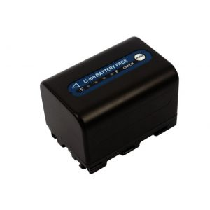 Аккумулятор CameronSino для Sony NP-QM71D 2800mah