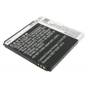 Аккумулятор CameronSino для Acer Liquid E2 Duo 1800mah