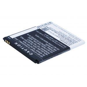 Аккумулятор CameronSino для Explay Fresh, Vega, Micromax A120 2000mah