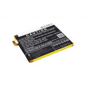 Аккумулятор CameronSino для ZTE Blade V2 Lite, МТС Smart Run 4G 3400mah