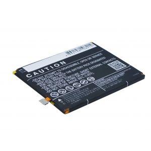 Аккумулятор CameronSino для Meizu M2 Note 3100mah