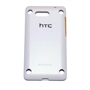 Крышка аккумулятора HTC Gratia, HD mini белая