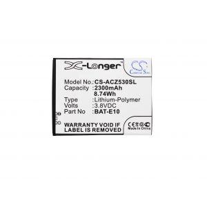 Аккумулятор CameronSino для Acer Liquid Z530 2300mah