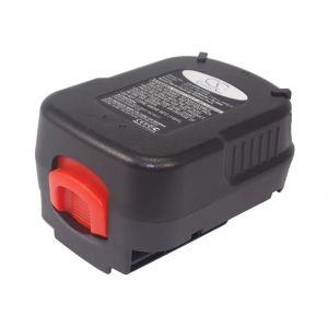 Аккумулятор Pitatel для Black & Decker A12, A1712, FS120B, FSB12, HPB12 2000mah