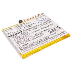 Аккумулятор CameronSino для Sony PRS-350, PRS-650 900mah