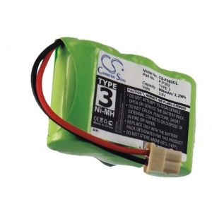 Аккумулятор CameronSino для Panasonic HHR-P302 600mah