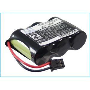 Аккумулятор CameronSino для Panasonic P-P301, KX-A36A 600mah