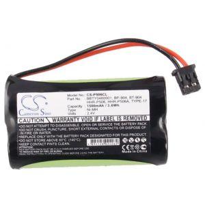 Аккумулятор CameronSino для Panasonic HHR-P506 1500mah