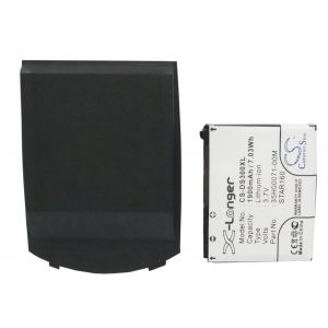 Аккумулятор CameronSino для Qtek 8500, I-mate smartflip 1900мАч