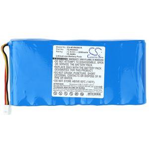 Аккумулятор CameronSino для Moneual ME770, MR6500, Rydis H67, H68 Pro 2800mah