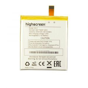 Аккумулятор Highscreen Ice 2 2500mah