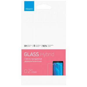 Защитное стекло Hybrid для Asus Zenfone 2 Laser ZE550KL