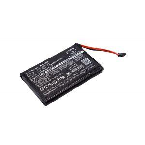 Аккумулятор CameronSino для Garmin T5 mini, TT15 mini 1200mah