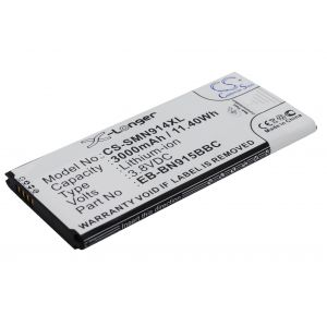 Аккумулятор CameronSino для Samsung Galaxy Note Edge (EB-BN915BBC) 3000mah с NFC