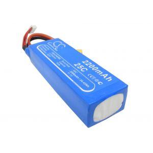 Аккумулятор CameronSino для DJI Phantom 1 2200mah