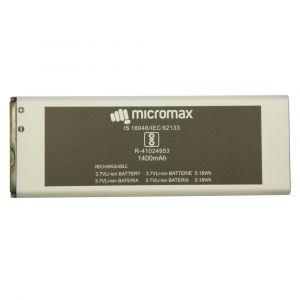 Аккумулятор Micromax Q301 1400mah