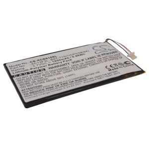 Аккумулятор CameronSino для Acer Iconia Tab B1-A71 1800mah