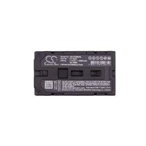 Аккумулятор CameronSino для Casio IT-2000, IT-3000 2200mah